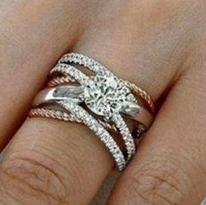 Kay Jewelers Jewelry - Beautiful Two Toned Ring